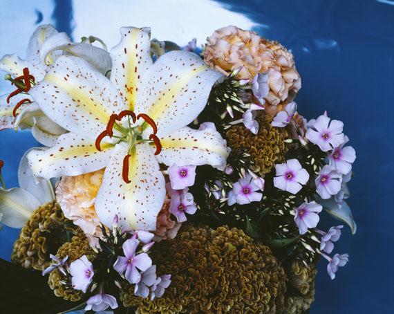 Flowers, 2007 © Nobuyoshi Araki, Courtesy of Hamiltons Gallery