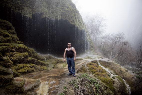 Fatih Kurceren: Vardan Poghosyan, war als Jugendlicher Soldat im Bergkarabach-Konflikt, Hunot Schlucht