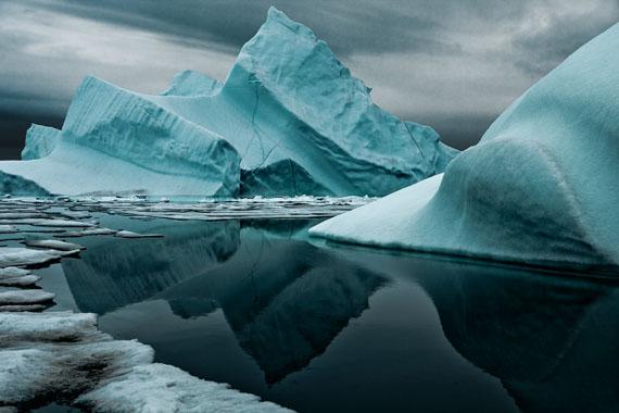 Sebastian CopelandNight in Quanaaq, Greenland 2010Portfolio of 10 Images Edition of 25Archival Pigment Print