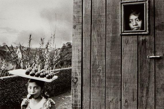 92Sebastiao Salgado (b.1944)Guatemala, 1978Gelatin silver print, printed later49.5 x 33cm (13 x 19 ½in)£3,500 - £5,000
