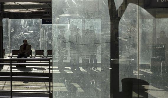 Oliver Krebs: o.T., 2015Pigment Print kaschiert, ca. 90 x 80 cm