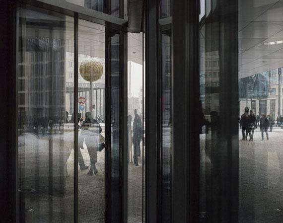 Oliver Krebs: ohne Titel, 2011Pigmentdruck, 30 x 40 cm