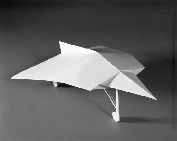 Sjoerd Knibbeler: Paper Planes, I-Ae-37, 2014