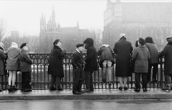 High School Pupils in Uzupius. Vilnius. 1959 © Antanas SutkusSpecial Edition of 100