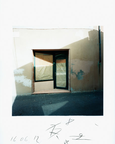 Savignano, 2012 © Guido Guidi, Courtesy of Large Glass, London