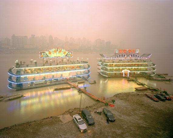 Ferit Kuyas, City of ambition, archival pigment print, 2008, 100 x 125 cm© Ferit Kuyas