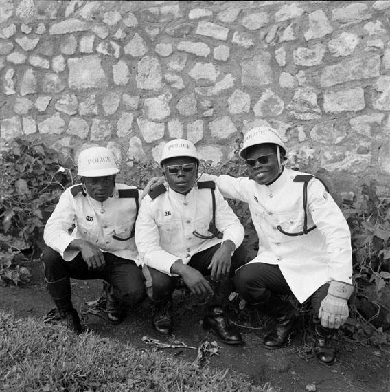 Zeitgenössische und historische Afrikanische Fotografie im Dialog