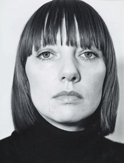 Wilmar Koenig, ohne Titel, aus Portraits, 1981-1983 © Wilmar Koenig