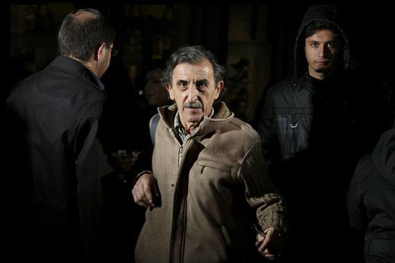 Bahram Shabani aus der Serie: City Portrait, 2011