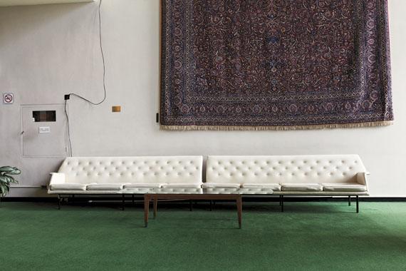 Perserteppich, Vereinte Nationen Headquarters © Anja Nitz