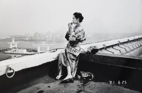 Nobuyoshi Araki, Photo Maniac's Diary, 1991, © Nobuyoshi Araki