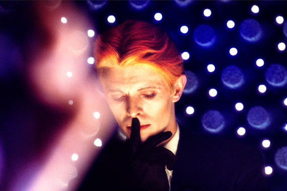 Steve Schapiro - The Man Who Fell To Earth - 1975 - courtesy of Monroe Gallery