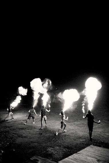 Fire Spitters, 2012 © Pieter Henket