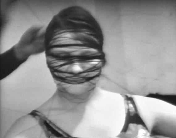 Annegret Soltau, Körperzeichnung 1976 (female)