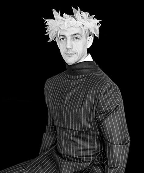 Alexey, 2016, Silbergelatineabzug, kaschiert auf Aludibond, in 60 x 50 cm und 100 x 83,4 cm© Loredana Nemes