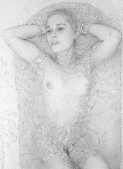 Sebastiaan Bremer, Ave Maria 3, 2016Courtesy Edwynn Houk Gallery, New York an Zurich