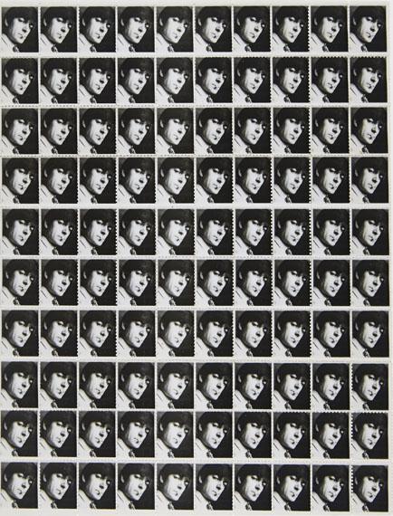 Alfons SchillingSelf-portrait, c. 1968© Estate of Alfons Schilling