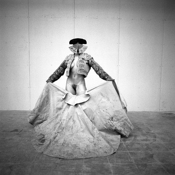 "Francois Delebecque ""La Torera"", 2007, 100x100cm, ed. 14/15Galerie STP, Greifswald"