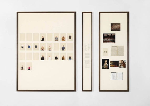 Taryn Simon, A Living Man Declared Dead and Other Chapters I – XVIII, 2011 ©, Taryn Simon Studio