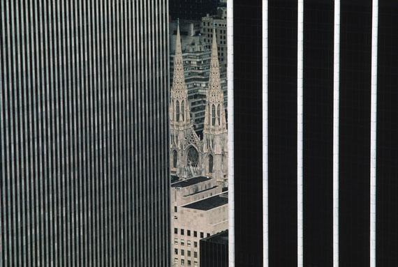 Thomas Hoepker: New York, St. Patricks, 5th Ave, 1983 © Thomas Hoepker/ Magnum Photos