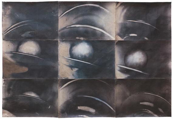 Johannes Brus: Teller, 1978Courtesy: Gmyrek Arts, Düsseldorf; Foto: Mick Vincenz