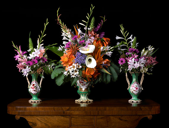 Robyn Stacey, Garniture (Cape Bulbs), 2009from Empire LineType C print, 115 x 152cmEdition of 5 + 2AP