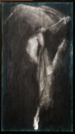 Alvin BoothNocturne #150211262015160 x 90 cmDigital print, Graphite, LED's