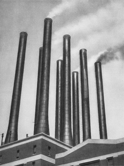 E.O. Hoppé: Ford Factory, Detroit, Michigan, USA, 1926© 2017 Curatorial Assistance, Inc. / E.O. Hoppé Estate Collection