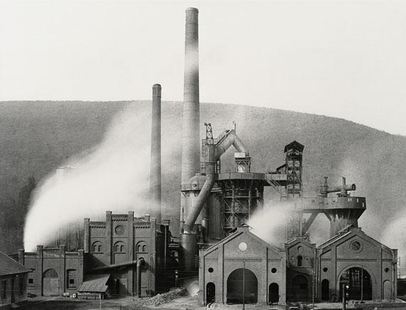 Peter Weller: Marienhütte Eiserfeld/Sieg, 1909-1914/2002Courtesy Die Photographische Sammlung/SK Stiftung Kultur, Köln/Siegerländer Heimat- und Geschichtsverein e. V., Siegen