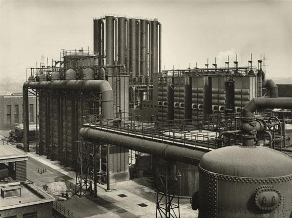 Ruth Hallensleben: Zeche Nordstern, Gelsenkirchen-Horst, 1952–1954© Ruth Hallensleben/Fotoarchiv Ruhr Museum, 2017