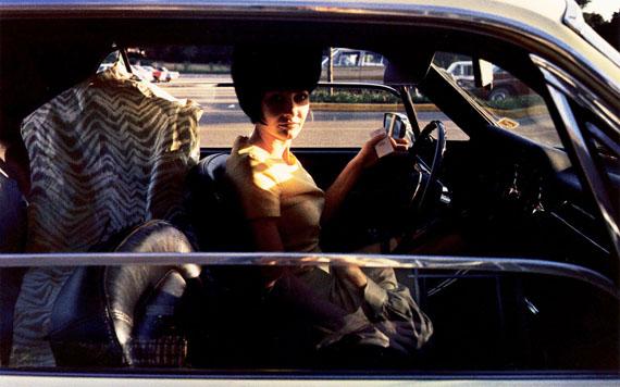 William Eggleston, Memphis, 1965 - 1968, from the series Los Alamos, 1965–1974© Eggleston Artistic Trust / Courtesy David Zwirner, New York/London