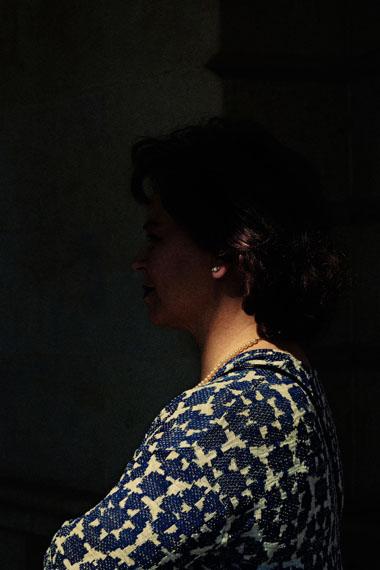 Albarrán CabreraThis is you, #41, 2016Photography 25 x 17 cmCourtesy Bildhalle Zurich