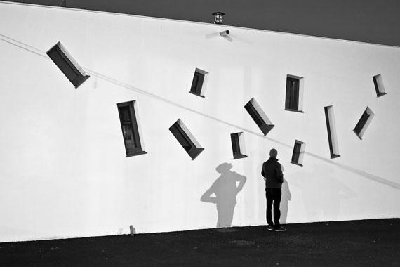 Guillaume Martial, La silhouette, 2013