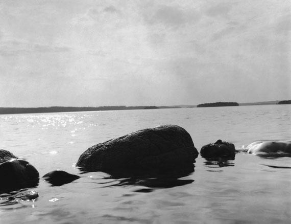 ASIKKALA, FINLAND, 1992© Arno Rafael Minkkinen / Courtesy of the artist and Edwynn Houk Gallery, New York & Zurich