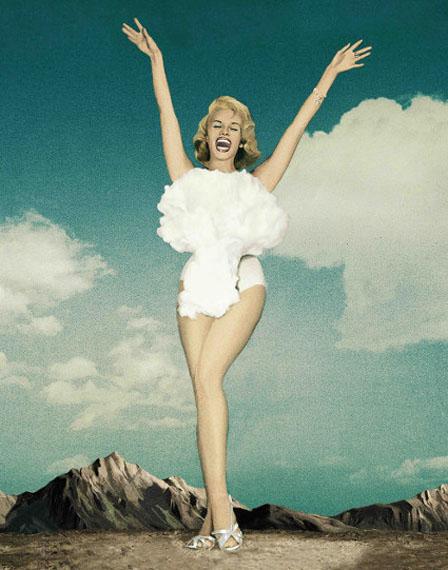 Francesco Jodice: Miss Atomic Bomb #009, 2014, aus der Serie: Sunset Boulevard
