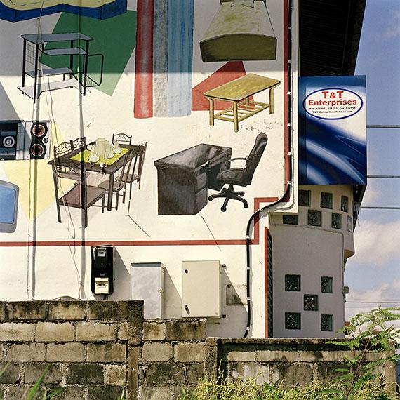 Cityscape #1 Paramaribo © 2008 Jacquie Maria Wessels