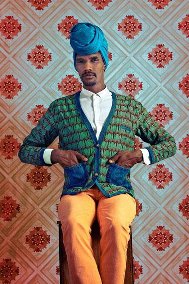 """Omar Victor Diop: The studio of Vanities """"The Studio of Vanities"""" Kulturen, Lund"""