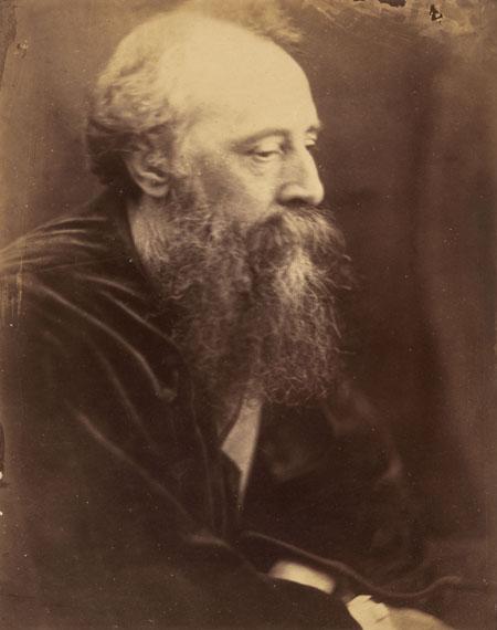 Julia Margaret CameronGeorge Frederic Watts, 1865Albumen print. 33.5 x 26.8 cmEstimate € 3,000 - 4,000Lot 4 / Auction 1089 Photography