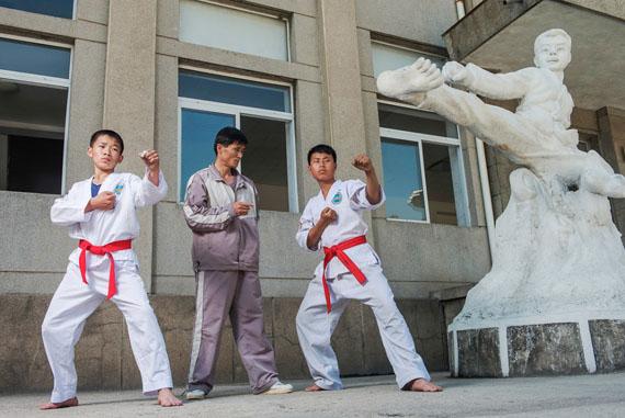 Matjaž Tančič North Korea