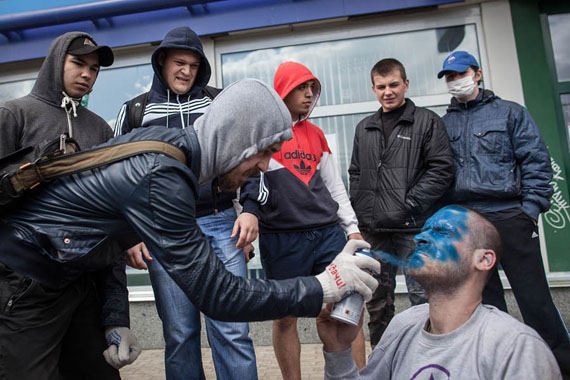 Evgeny Makarov: Narko Stop