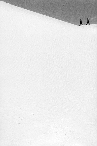 Renato D'Agostin: 7439, White Sands, New Mexico 2Courtesy Galerie Thierry Bigaignon