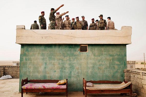 © Yuri Kozyrev/NOOR, Kurdistan, Mai 2016.