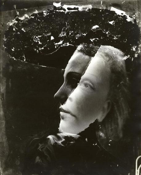 Dora Maar, Double Portrait, Paris, 1936