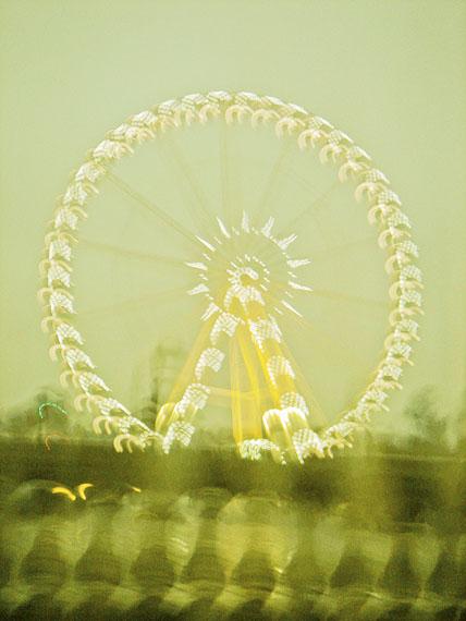 © Philipp Keel, Ferris Wheel, 2010Imbue Print, framedEdition 5 & 1 AP, 144.8 x 111.8 cm (print), 147.3 x 114.2 x 5.5 cm (frame)