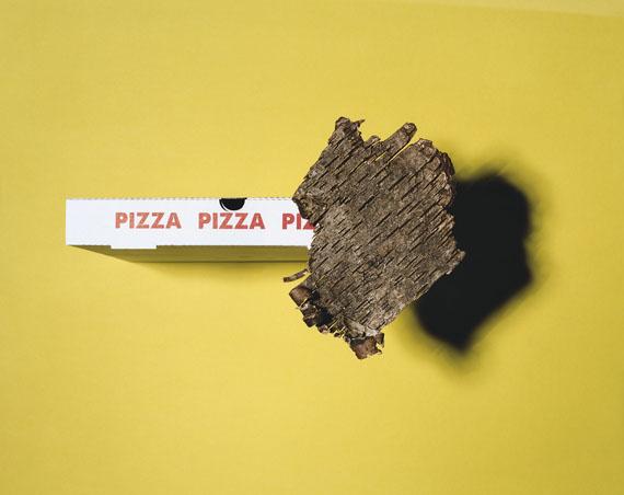 Pizza Pizza Pizza, 2016 © Annette Kelm / König Galerie