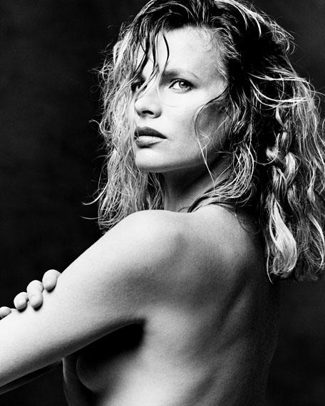 Greg Gorman: Kim Basinger, Los Angeles, 1986
