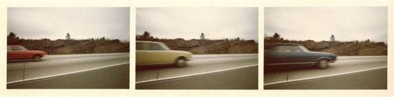 Jan Groover: Untitled, 1974, 3 x chromogenic print, 6 x 24.3 cm© Jan Groover, Courtesy Janet Borden Inc., New York and KLEMM'S, Berlin