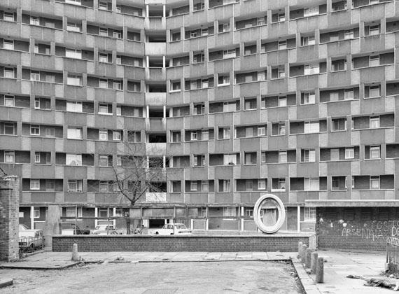Axel Hütte: James Hammett House, London, 1982-84© Axel Hütte