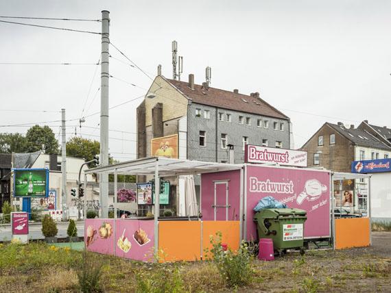 """Peter Bialobrzeski: Bochum, 2012. Aus der Serie: """"Die zweite Heimat"""", 2011-2016 © Peter Bialobrzeski"""