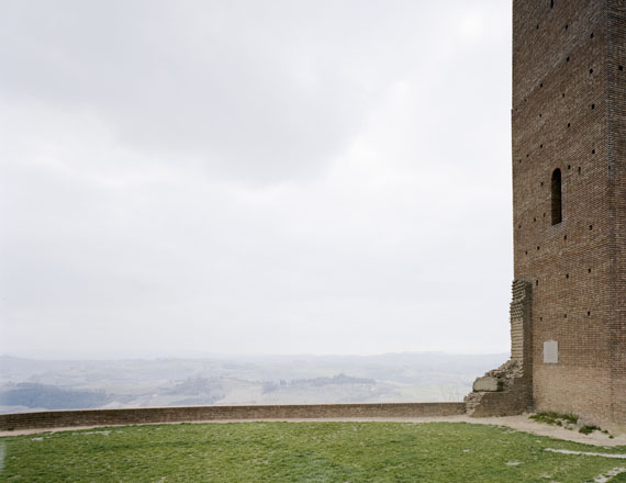 Axel Hütte: San Miniato, Italien, 1990© Axel Hütte